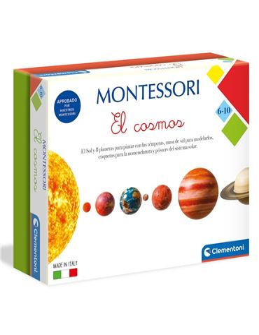 Jugando Aprendo - El cosmo (Montessori)