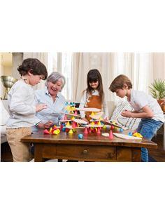 LEGO - Super Mario: Set Exp. Lava Letal Roco