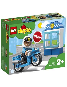 LEGO - Duplo: Moto de Policia
