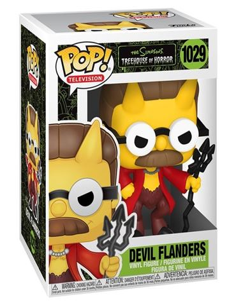 Funko Pop - Flanders Demonio 1029 (The Simpsons)