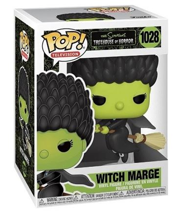 Funko Pop - Marge Bruja 1028 (The Simpsons)