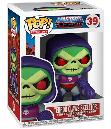 Funko Pop - Claws Skeletor 39 (Masters of Univers)