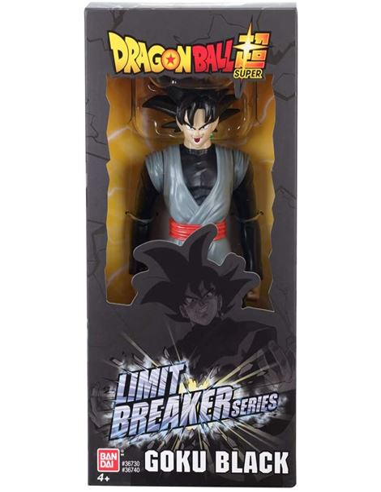 Figura - Limit Breaker Dragon Ball: Goku Black - 02536740-1-1