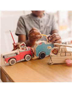 Puzzle 3D - Lamborghini Huracán EVO