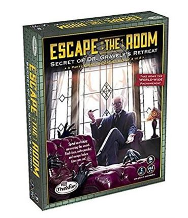 Escape The Room - Dr. Gravely