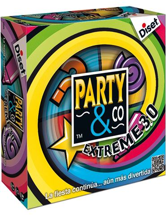 Juego de mesa - Party & Co: Extrem 3.0
