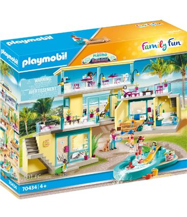 Playmobil Family Fun - Beach Hotel