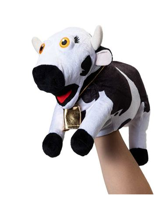 Marioneta Musical - La granja de Zenón: Vaca Lola