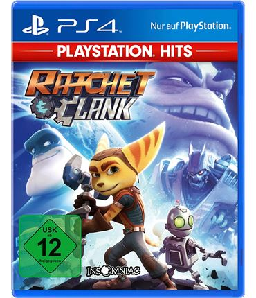PS4 - Rachet and Clank