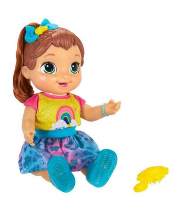 Baby Alive Grows