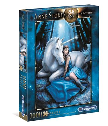 Puzzle 1000 p. Blue Moon A Stokes