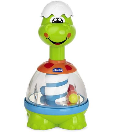 Juguete Musical - Dino Spin