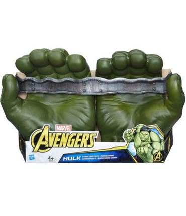 Avengers Guantes Gamma