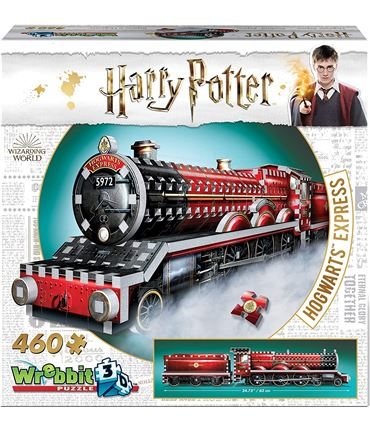 Puzzle 3D Harry Potter Express Hogwarts