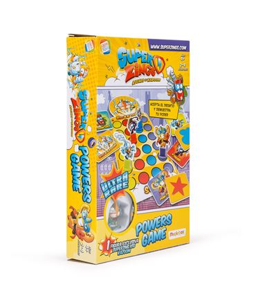 Juego Superzings PW Kid Kazoom