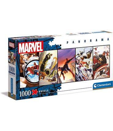 Puzzle - Panorama: Marvel Heroes1000 pcs
