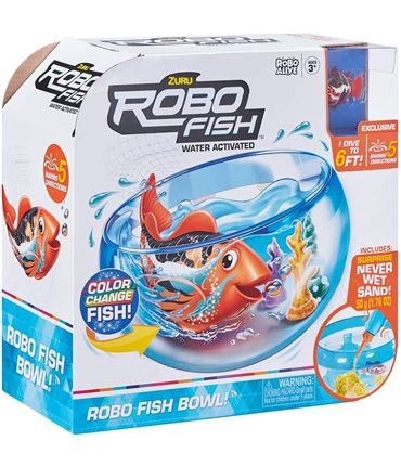 Robo Fish - Playset Acuario