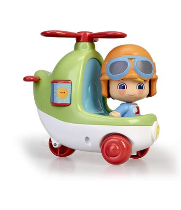 Pinypon - My First Pinypon: Helicoptero