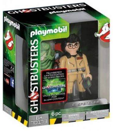 Playmobil Ghostbusters Spengler 70173