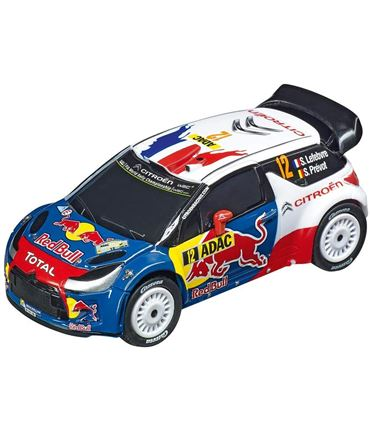Coche DS 3 WRC 2012 Red Bull