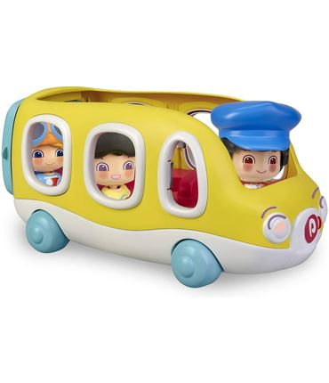 Pinypon - My First Pinypon: Happy Bus