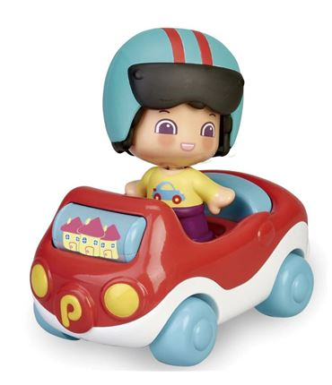 Pinypon - My First Pinypon: Happy Coche