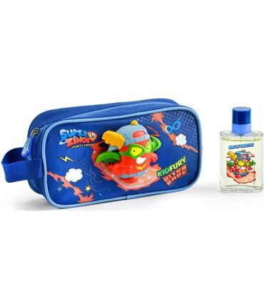 Neceser Superzings 3D y Colonia 50 ml