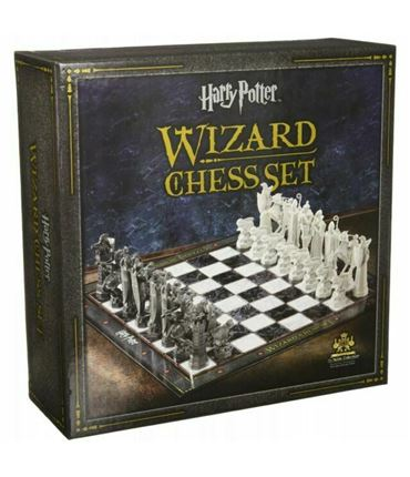 Ajedrez Magico - Harry Potter: Collection Wizard