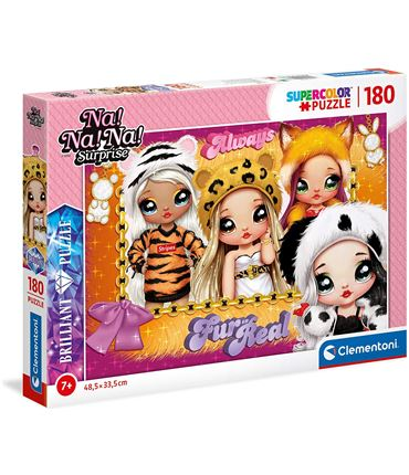 Puzzle - Na! Na! Na! Surprise: Always Real 180 pcs
