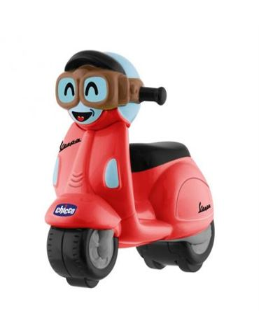 Mini Turbo Touch Vespa Rojo Chicco