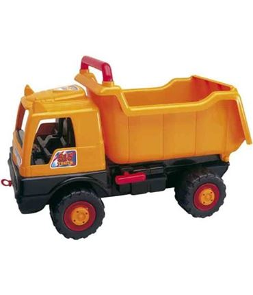 Camion Hard Truck Road Works