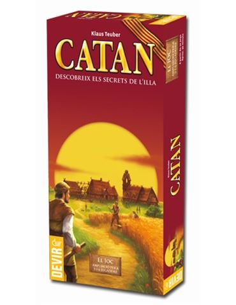 Catan: Expanción 5-6 - Joc en català.