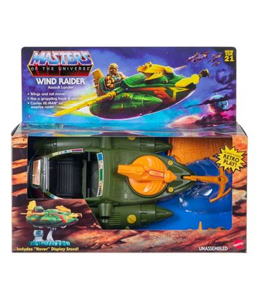 Masters of the Universe - Nave Wind Raider