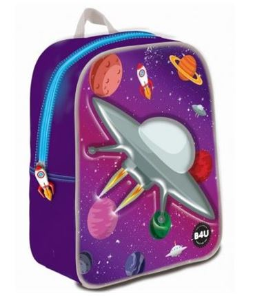 Mochila - Space Bags For You 3D