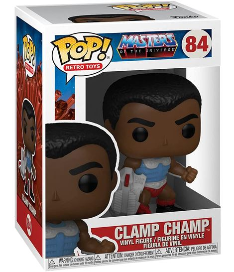 Funko Pop - Masters of the universe: Clamp Champ - 54256202