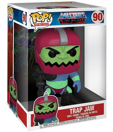 Funko Pop XL - Masters of the universe: Trap Jaw - 54256200