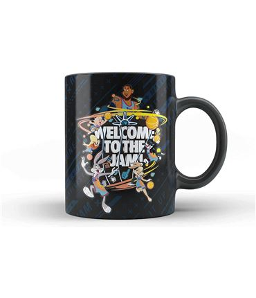 Taza - Space Jam Welcome To