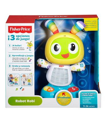 Robot Robi Fisher Price