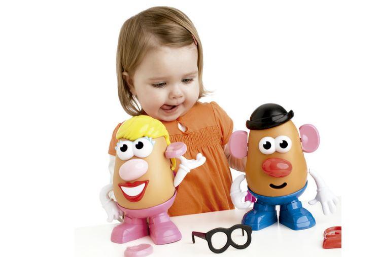 El Sr. y la Sra. Potato
