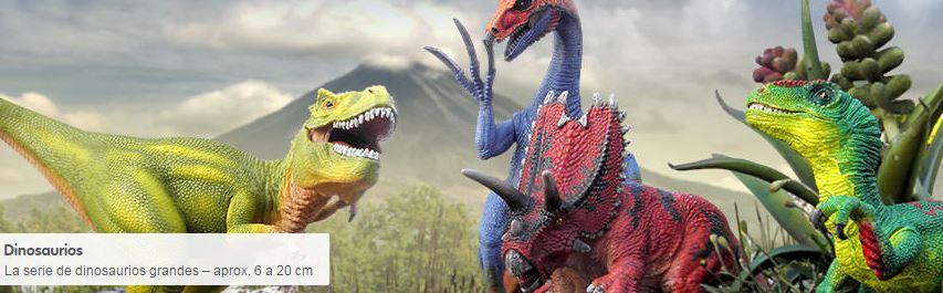 schleich dinosaurios