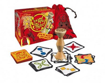 jungle speed juego