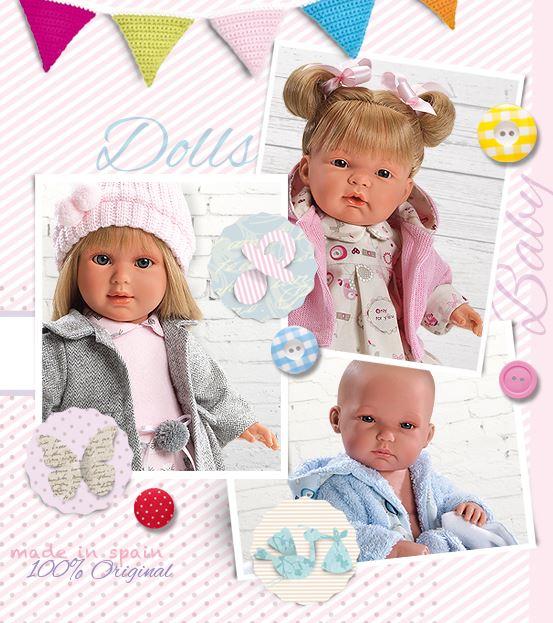 muñecas españa