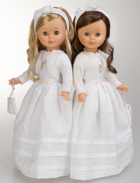 muñecas nancy comunion