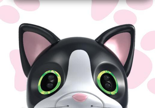 Zoomer Kitty: la gatita interactiva más dulce