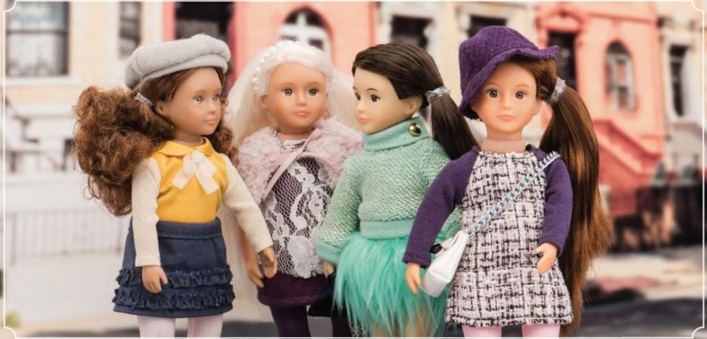 Muñecas Lori