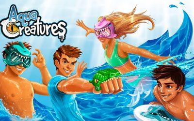 Aqua Creatures
