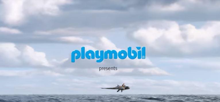 Playmobil y Cómo entrenar a tu Dragón