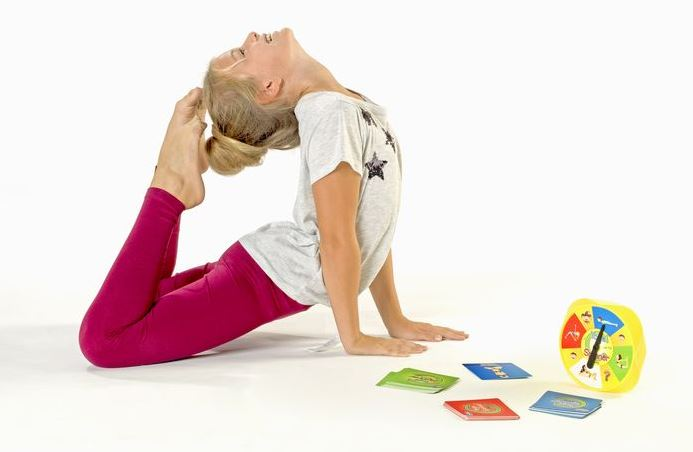 Yoga Spinner
