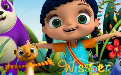 Juega con Wissper y sus amigos