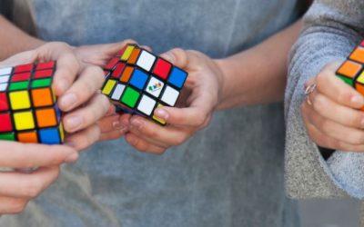 Más de 30 años de Rubik